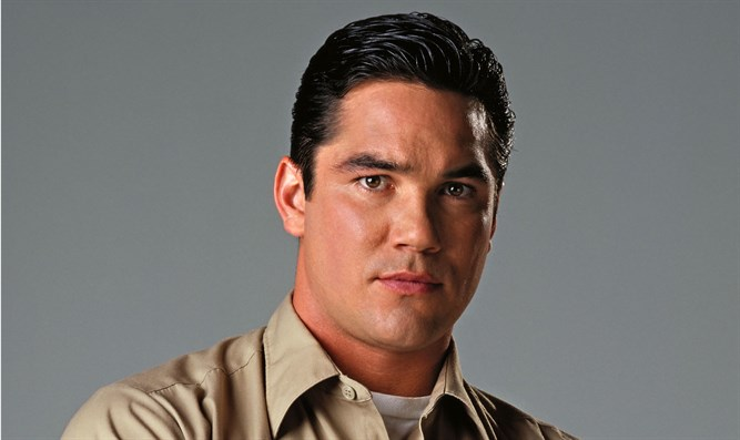Superman actor Dean Cain