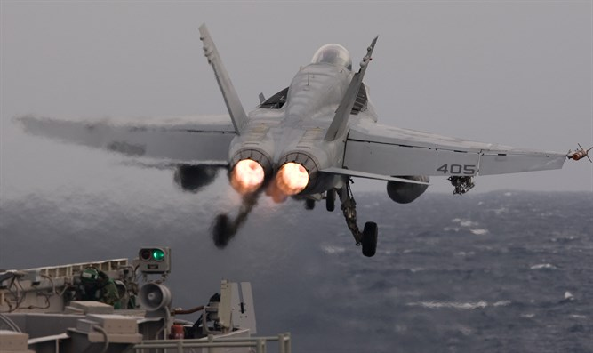Two aviators killed in Super Hornet jet crash: US Navy
