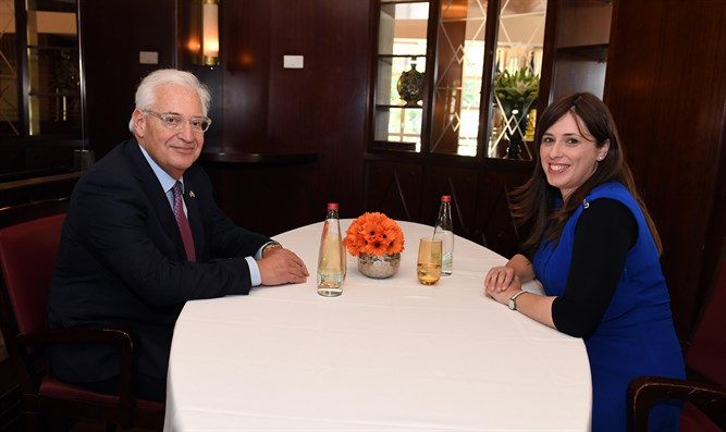 Hotovely and Friedman