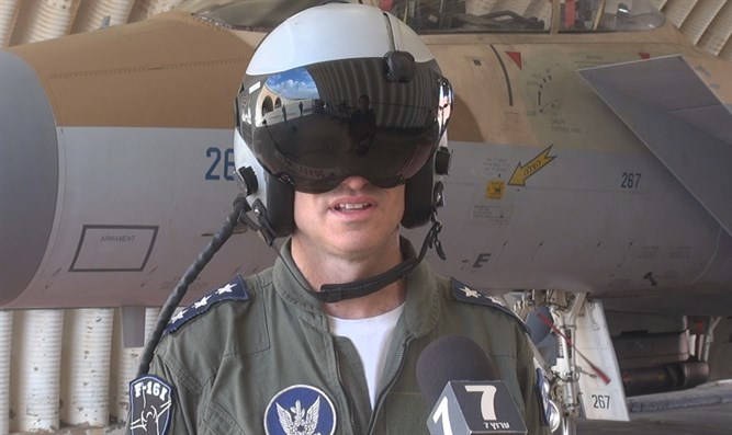 Israeli pilot who took part in attack on Syrian nuclear reactor