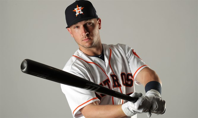 Alex Bregman's manager expects the young slugger to get even better.