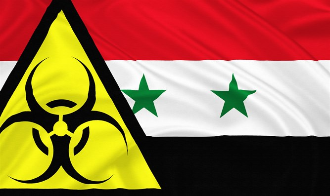 Chemical warfare in Syria