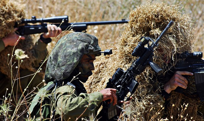 IDF snipers