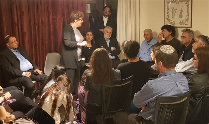 The meeting at the home of Minister Gamliel