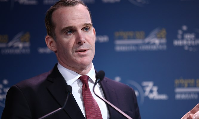 Brett McGurk at Herzliya Conference