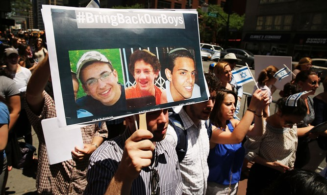 The June 2014 abduction of three Israeli teens sparked rallies in Jewish communities.