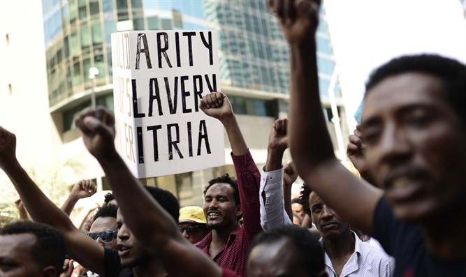 Eritreans call on EU to try Eritrean leadership for crimes against humanity