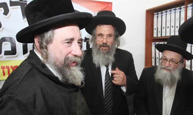 Rabbanim Gather For Urgent Meeting