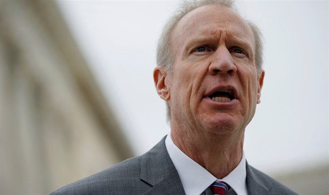 Illinios Governor Bruce Rauner
