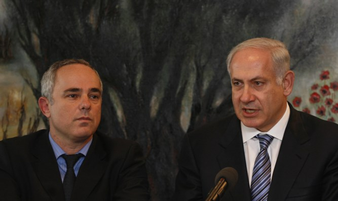 They met anyway. Netanyahu and Steinitz