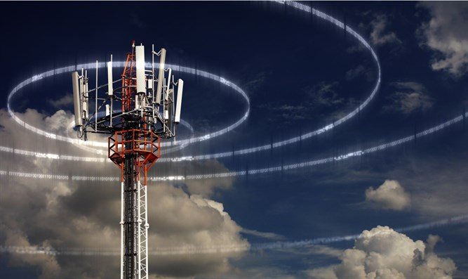 Mobile telecommunication tower