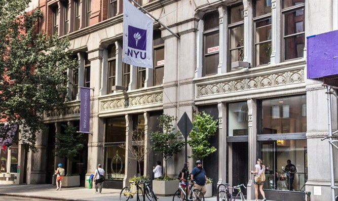 An NYU student-to-be who cancelled her acceptance to NYU