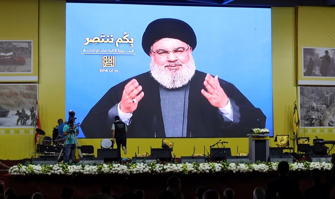 Nasrallah's daughter: He doesn't live in a bunker