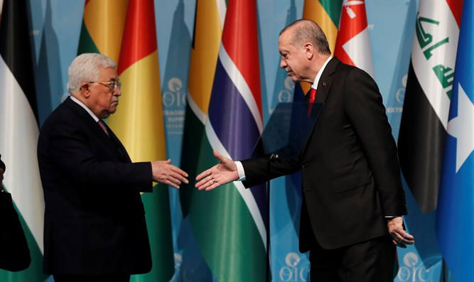 Abbas and Erdogan