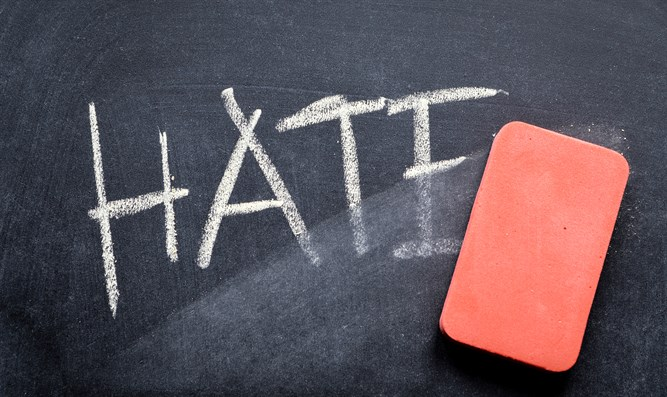 What Is The Opposite Of Hate?