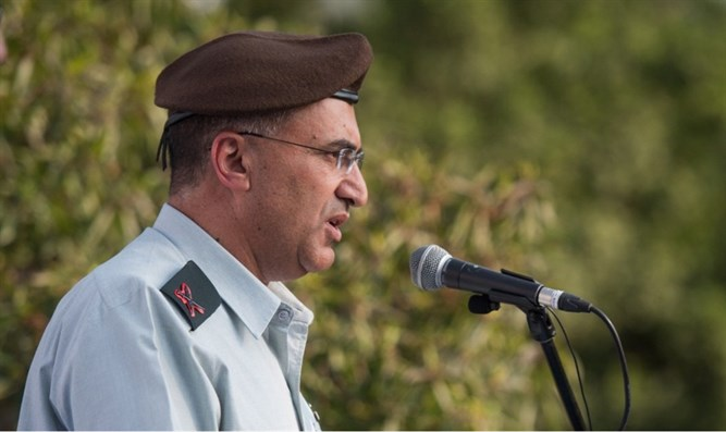 Chief Medical Officer Brigadier General Tarif Bader