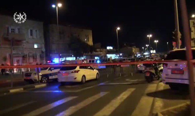 Terror attack foiled in Jerusalem