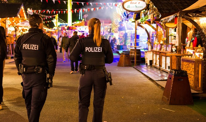Police in Germany (archive)