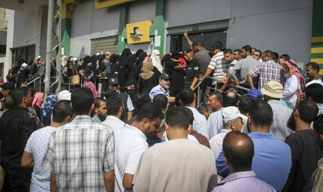 PA employees wait for salaries in Gaza Strip