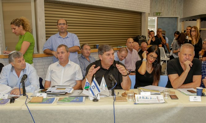 KKL board meets in Sderot