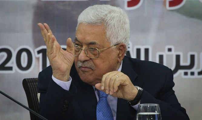 Palestinian Authority chief Mahmoud Abbas