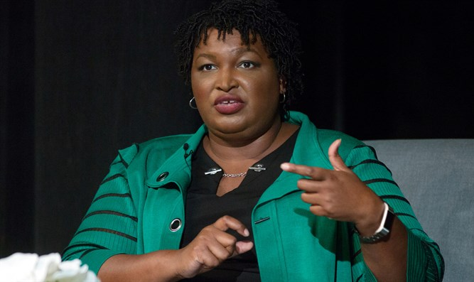 Democratic candidate for Georgia governor, Stacey Abrams