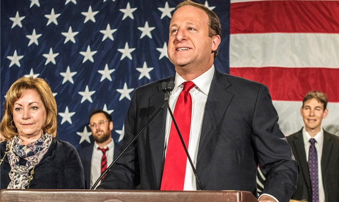 Colorado Governor-elect Jared Polis