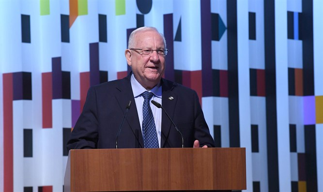 "President Rivlin at ""Made in Israel"" event"
