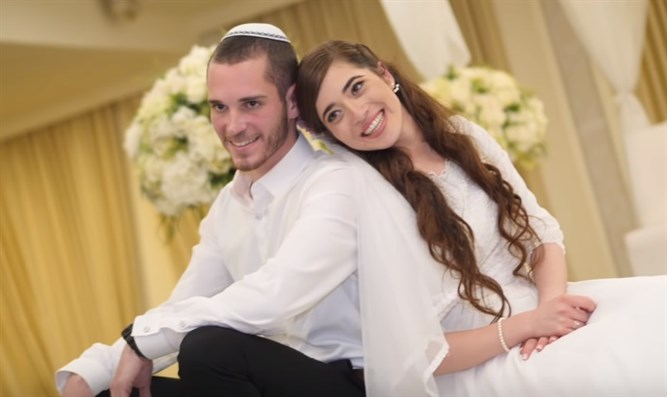 Shira and Amichai Ishran