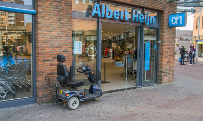Albert Heijn supermarket