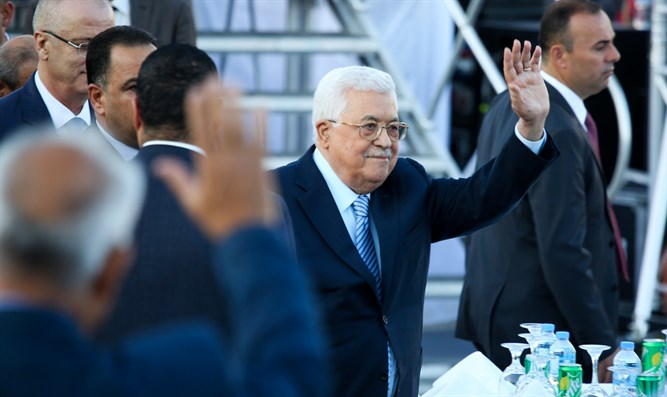 Abbas: Aid to families of 'martyrs' is a red line