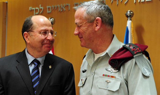 Gantz and Ya'alon
