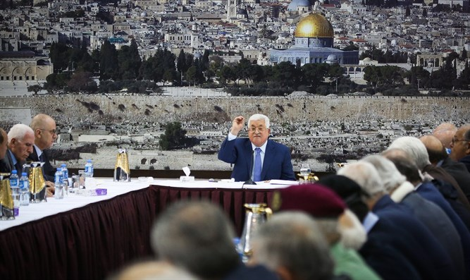 Sovereignty Movement: 'Thank you Abbas. NO to rumored plan'