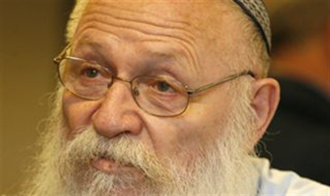 Rabbi Chaim Druckman