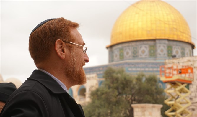 Yehuda Glick will not be banned from Temple Mount - Inside Israel