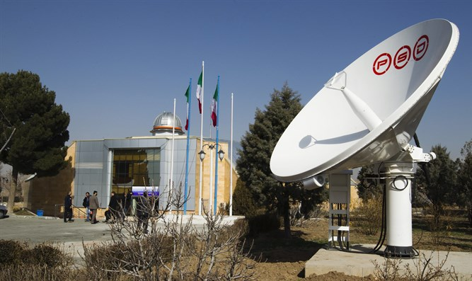 Iranian Space Agency's center in Mahdasht