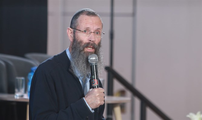 Rabbi Yigal Levenstein