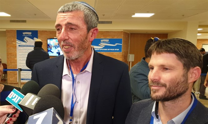 Smotrich and Peretz