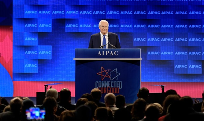 Ambassador Friedman at AIPAC