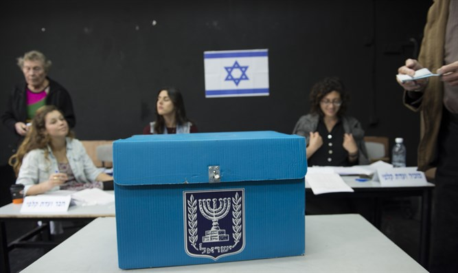 The Spiritual Significance of Israeli Elections