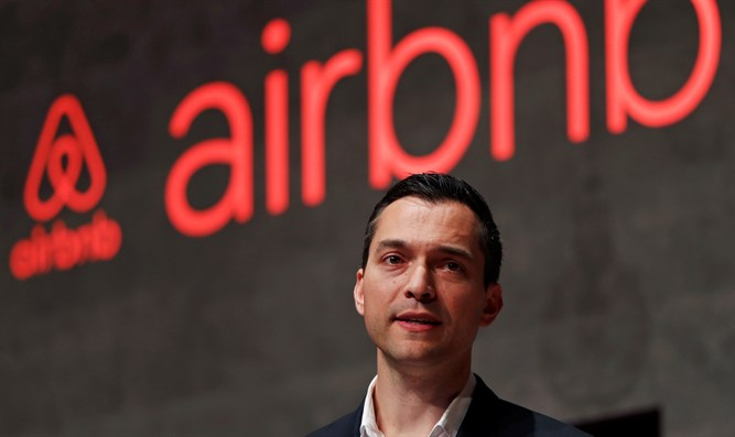 Airbnb co-founder and chief strategy officer Nathan Blecharczyk