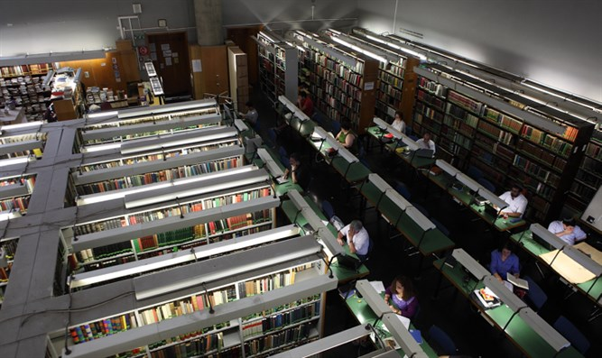 Israel's National Library, which is to receive Brod documents