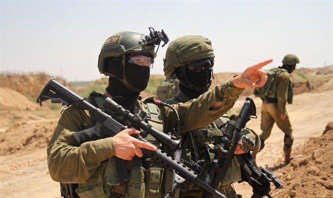 IDF soldiers (archive)