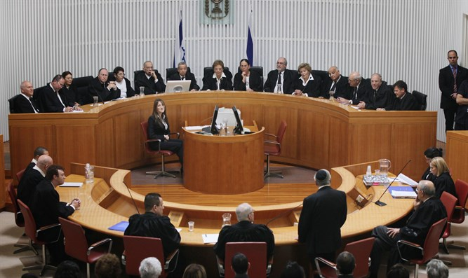 Why Israel's High Court of Justice is unjust?