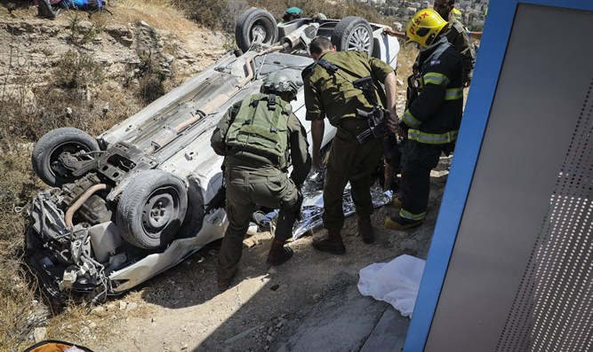 the car used in the ramming attack