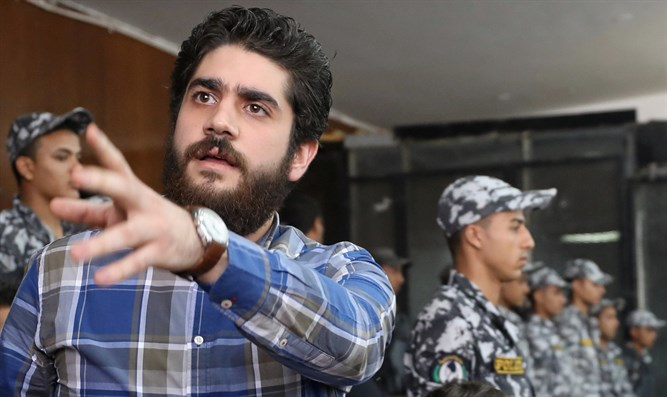 Bildergebnis für Late Egyptian President Morsi's son Abdullah dies of heart attack in Cairo hospital
