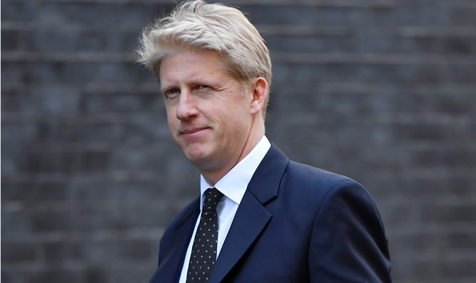 Conservative Member of Parliament (MP) Jo Johnson