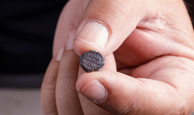 2,600 year-old seal with biblical name discovered