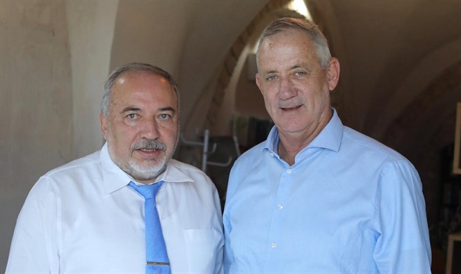 Gantz and Liberman