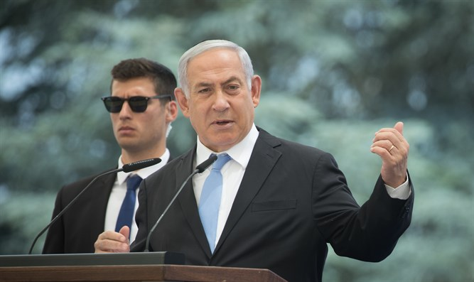 Netanyahu: Israel can rely only on itself
